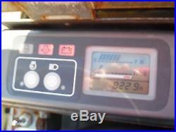 2005 JOHN DEERE 27 ZTS MINI EXCAVATOR RUBBER TRACK 800 HOURS