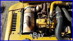 2005 John Deere 120C Hydraulic Excavator Tracked Hoe Diesel Tractor Machine w AC