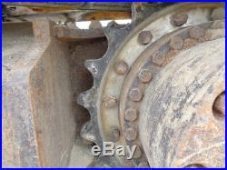 2005 John Deere 200C LC Excavator, Cab/Heat/Air, NEW Rails/Sprockets, 6,466 HRS