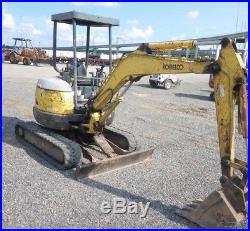 2005 Kobelco SK25SR-2 Mini Excavator Coming In