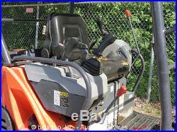2005 Kubota KX41-3V Mini Excavator Hydraulic Thumb Extendable Tracks Blade Aux