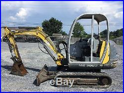 2005 Mustang 3003 Mini Excavator