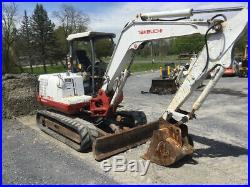 2005 Takeuchi TB145 Hydraulic Mini Excavator