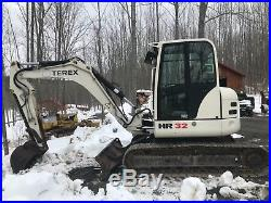 2005 Terex HR32 Excavator