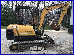 2005 Vermeer cx234 mini excavator