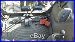 2005 Volvo EC55B Mini Excavator Track Hoe Aux Hydraulics Blade Coupler 2 Speed