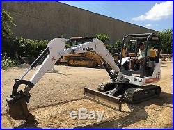 2006 Bobcat 331G Compact Mini Excavator 2955 HRS