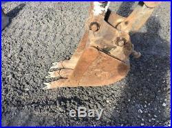 2006 Bobcat 331G Mini Excavator