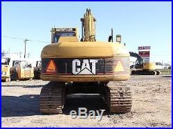 2006 CATERPILLAR 315CL EXCAVATOR- CRAWLER- CAT- DEERE- CASE- 36 PICS