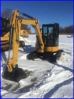 2006 CAT 304C Mini Excavator
