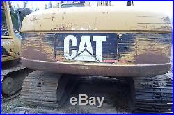 2006 CAT Caterpillar 320 CL Excavator Good Machine