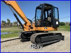 2006 Case CX80 Midi Excavator