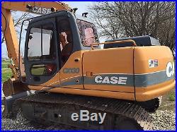 2006 Case Cx130 Excavator LOW LOW Hours