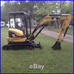 2006 Cat 303 CR Mini excavator