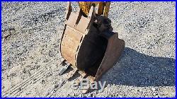 2006 Caterpillar 303CR Mini Compact Excavator Track Hoe Hydraulic Plumbed Blade