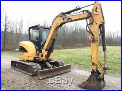 2006 Caterpillar 305C CR Excavator Cat