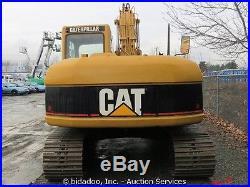 2006 Caterpillar 312CL Hydraulic Excavator Thumb Q/C Blade Cab A/C Heat bidadoo
