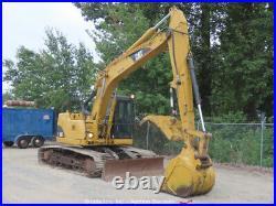 2006 Caterpillar 314C LCR Excavator Hyd Thumb Q/C A/C Cab Dozer Blade bidadoo