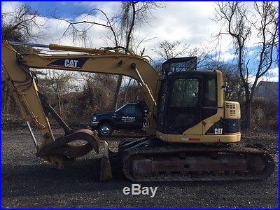 2006 Caterpillar 314C RTS Excavator