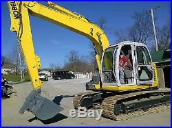 2006 Crawler Excavator Kobelco Trackhoe SK135SR LC-1E