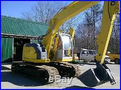 2006 Crawler Excavator Kobelco Trackhoe SK135SR LC-1E No Reserve