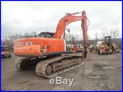 2006 Hitachi ZAXIS ZX270 LC-3 Hydraulic Excavator NICE! JRB Q/C Deere