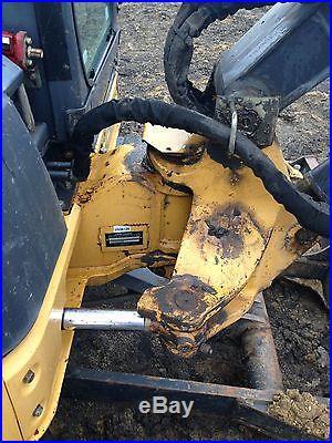 2006 John Deere 50D Mini Excavator