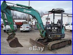 2006 KOBELCO SK35SR-3 COMPACT MINI EXCAVATOR 24 BUCKET WR BRACKET