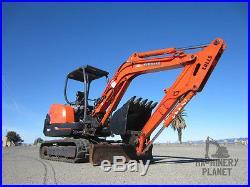 2006 KUBOTA KX91-3SS