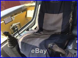 2006 Kobelco SK80CS-1 Hydraulic Midi Excavator with Cab Blade 3rd Valve Job Ready