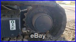 2006 Komatsu PC50MR-2 Mini Tracked Hoe Diesel Mini Excavator with Hydraulic Thumb