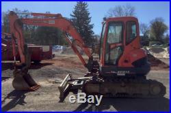2006 Kubota KX161-3 Compact Excavator