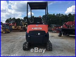 2006 Kubota KX41-3V Mini-Excavator Diesel Rubber Track Excavator Bobcat Cat