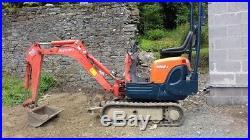 2006 Kubota Mini Digger K008