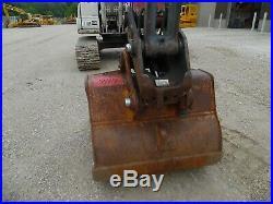 2006 Link-belt 130 LX Excavator Cab Heat A/c Nice Shape