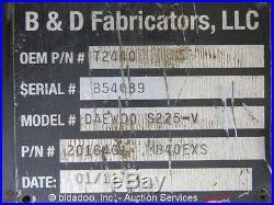 2006 Stanley MB40EXS Stealth Hydraulic Breaker Hammer Attachment Excavator
