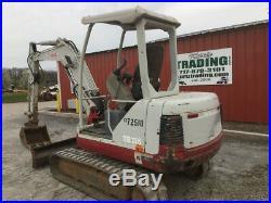 2006 Takeuchi TB135 Hydraulic Mini Excavator Coming Soon