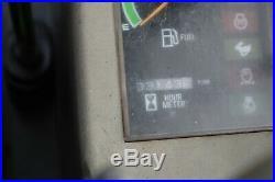2006 Takeuchi TB153FR, OROPS, Hydraulic Thumb, 24 Bucket, Tag Coupler