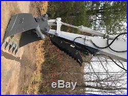 2006 Takeuchi TB180 FR Midi Excavator