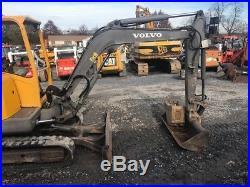 2006 Volvo EC35 Mini Excavator with 2 Buckets