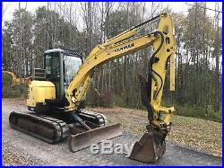 2006 Yanmar Vio55-5 mini excavator