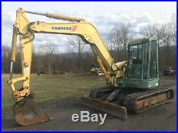 2006 Yanmar Vio75 Hydraulic Excavator