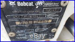 2007 Bobcat 323J Mini Excavator