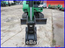 2007 Bobcat 325G Mini Excavator Track Hoe Aux Hydraulics Dozer Blade bidadoo