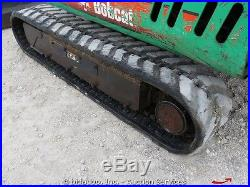 2007 Bobcat 329G Mini Excavator Backhoe Aux Hyd Dozer Blade Track Hoe bidadoo