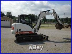 2007 Bobcat 341G