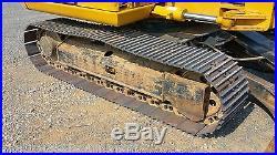2007 Caterpillar 307C Midi Excavator Steel Tracks Hydraulic Diesel Tracked Hoe