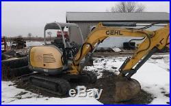 2007 Gehl 353 Mini Excavator