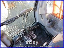 2007 Hitachi Zaxis ZX160LC Hydraulic Excavator Hyd Thumb Q/C A/C Cab ZX-160LC