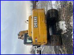 2007 John Deere 160